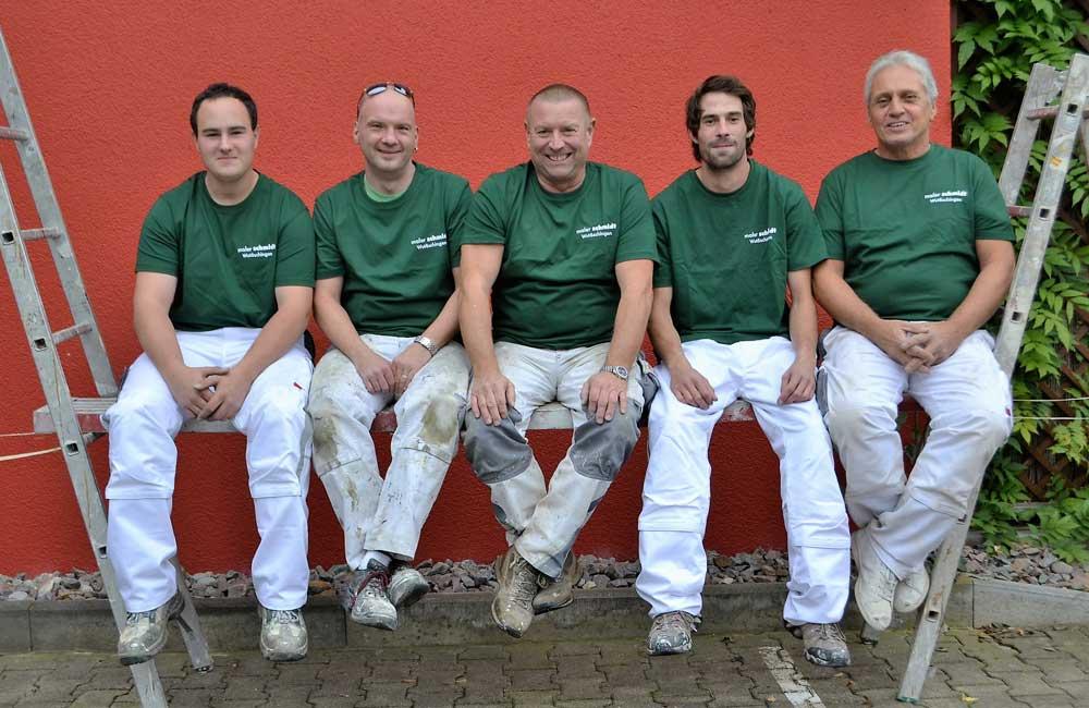 Maler Schmidt Team